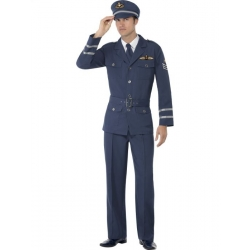Air Force Captain Costume