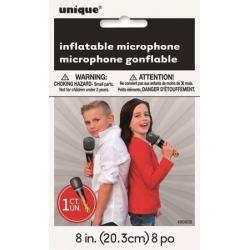 Inflatable Mic