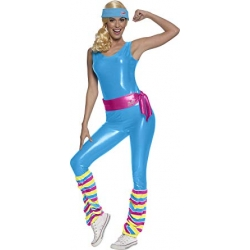 Barbie Workout Costume