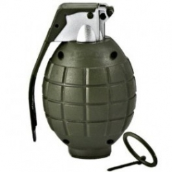 Fake Grenade with Sound