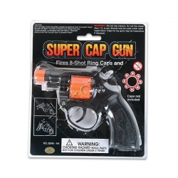 Cap Gun Single Pack