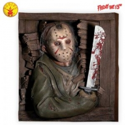 Jason Voorhees 3D Wall Art