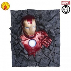 Iron Man 3D Wall Art
