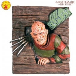 Freddy Krueger 3D Wall Art