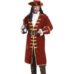 Blackheart Pirate Costume