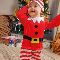 Christmas Elf Infant Costume