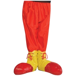 Clown Childrens Shoe Cover