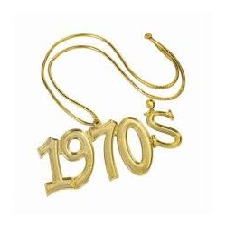 1970's Gold Necklace