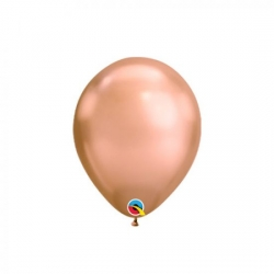 Qualatex Balloons Chrome Rose Gold