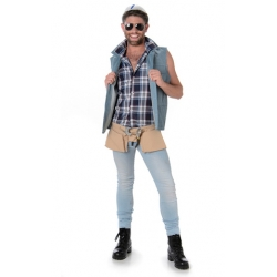 Construction Guy Costume
