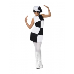 1960's Party Girl Costume