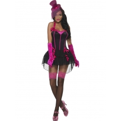 Bow Burlesque Costume