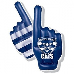 AFL Geelong Cats Inflatable Hand