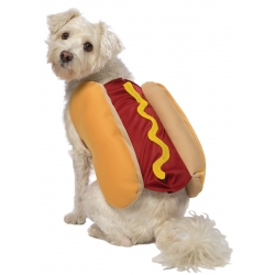 Hotdog Pet Costume