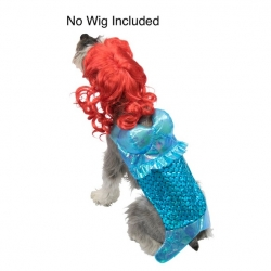 Mermaid Pet Costume