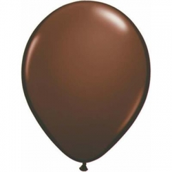 Qualatex Balloons Chocolate Brown