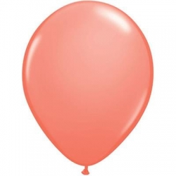 Qualatex Balloons Coral